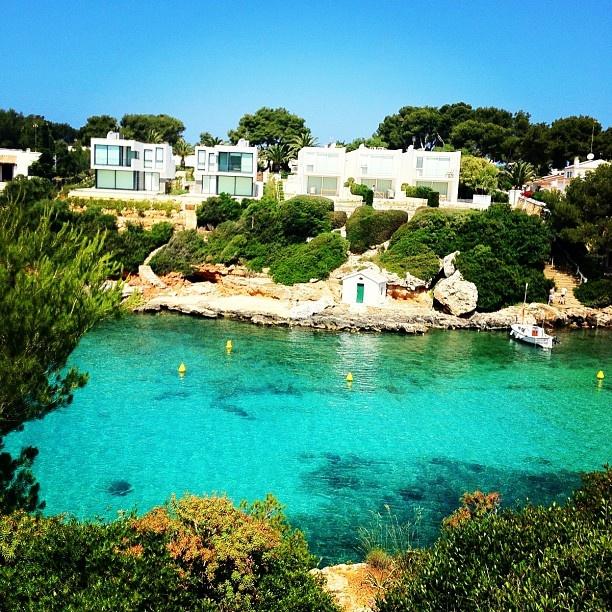 cala'n Blanes, Menorca.