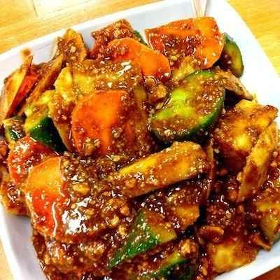 17. RUJAK | 20 Authentic And Traditional Indonesian Foods You Should Eat Before You Die