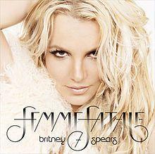 Femme Fatale (2011) Britney Spears