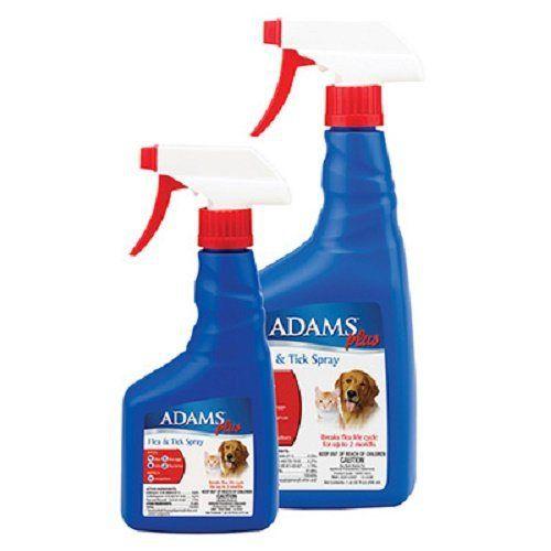 Adams Home Flea And Tick Spray Safe For Cats