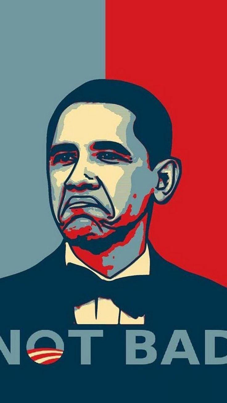 """Результат пошуку зображень за запитом """"obama not bad"""""""