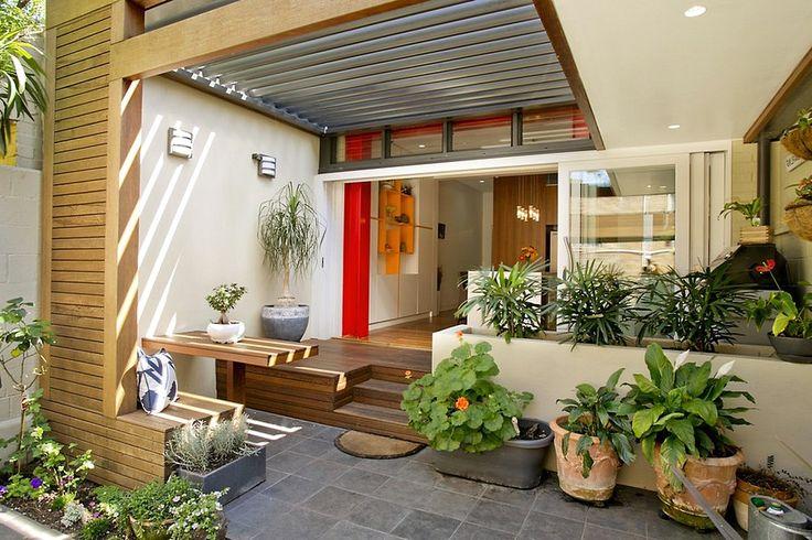 Model Teras Rumah Minimalis Modern 2017