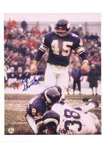 Autographed Ed Sharockman Minnesota Vikings 8x10 Photo