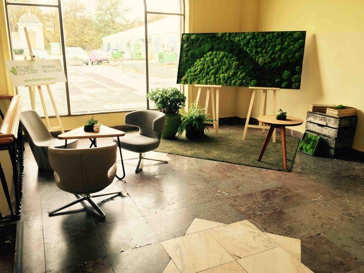 Vystavovali jsme na Designbloku :: Flower company