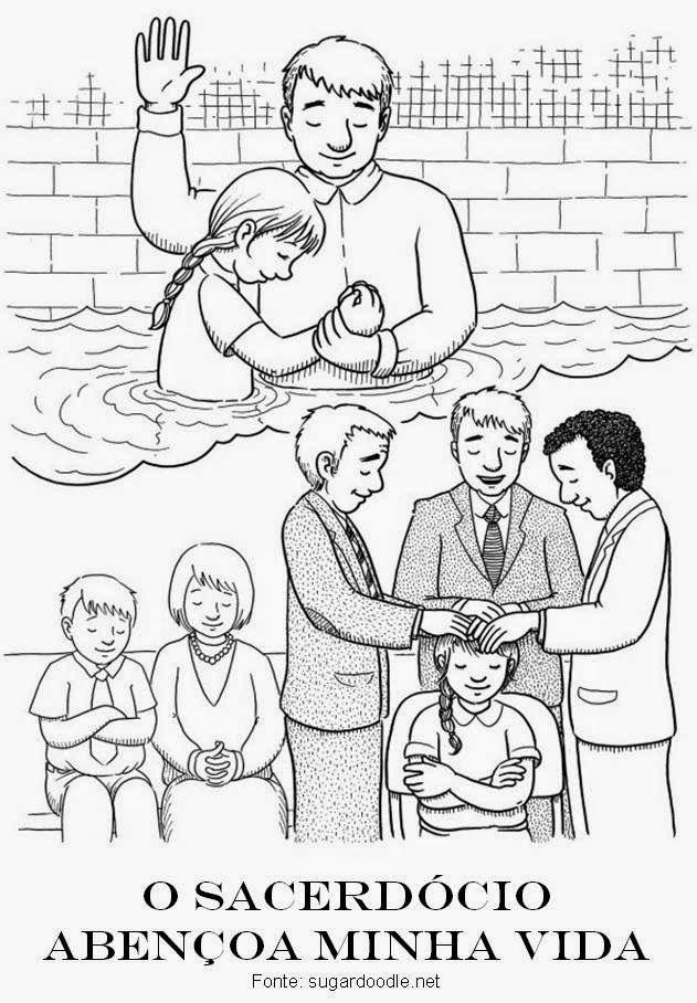 Primária SUD Online: Páginas de colorir para a lição 33 do manual Primária 06