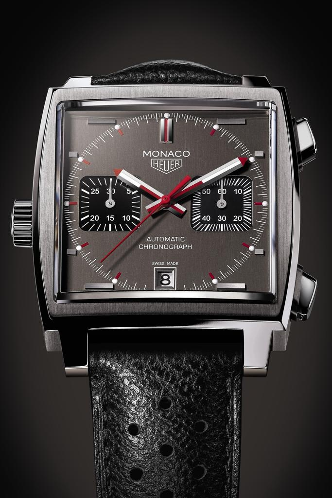 TAG HEUER Monaco Vintage 1860 Calibre 11 Chrono. Limited Edition 1.860 pieces
