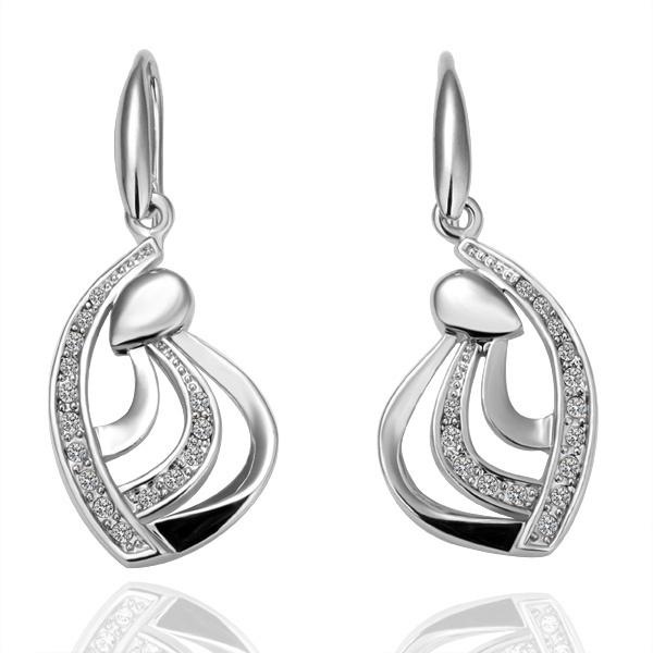 109 best swarovski earring images on pinterest | 18k gold, pierced