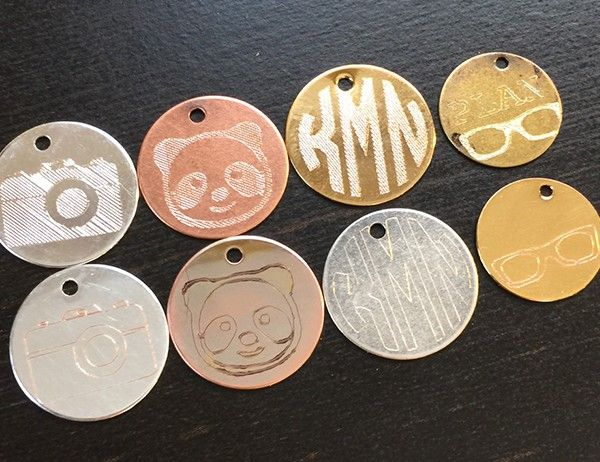 Metal Etching Fill Tutorial Using The Silhouette