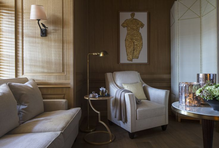 AVA Spa by Four Seasons - Relaxing Area