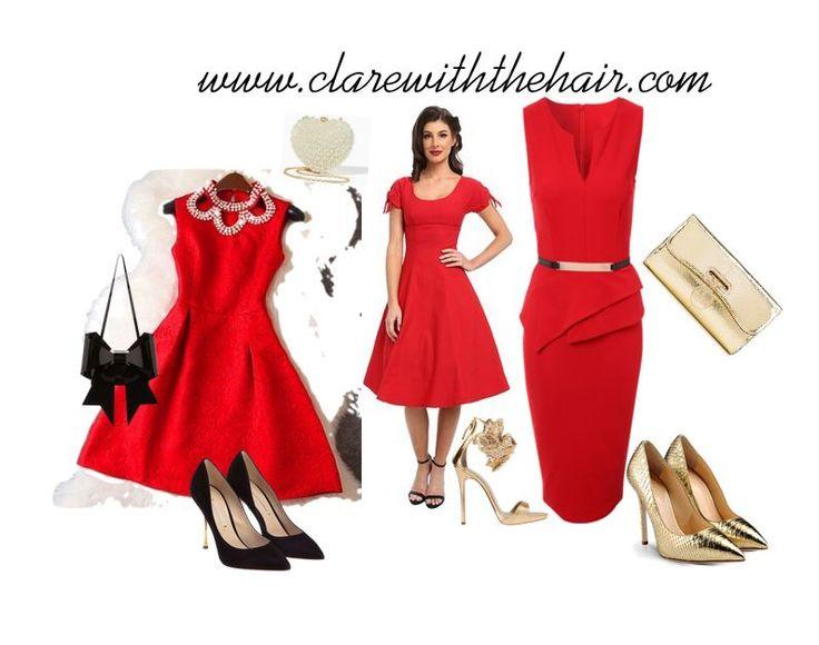 The LRD little red dress