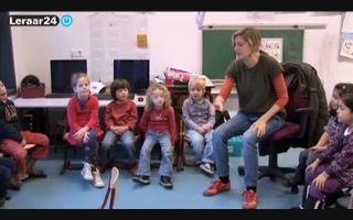 Rekenen - Maniertjesdoos: dobbelsteen - Video - leraar24