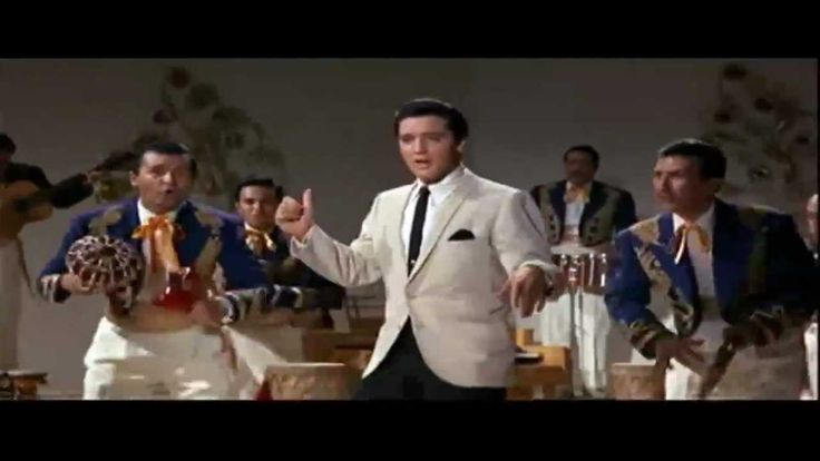 Just try NOT to move!  Elvis Presley - Bossa Nova Baby - Remix 2012
