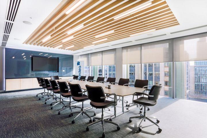 Nordea Office by Peldon Rose, London – UK » Retail Design Blog