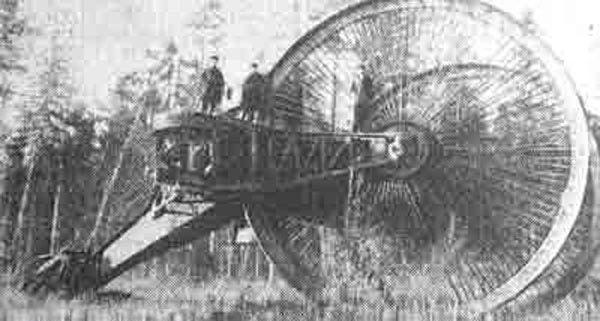 Tancul tarului - Tsar tank 3
