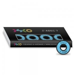 Disco Bearings
