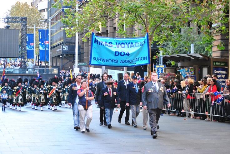 HMAS Voyager survivors association