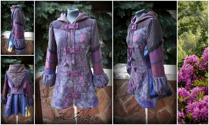 Fairy coat by ZerVir