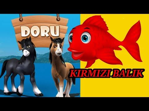 Doru At Cocuk Sarkilari Kirmizi Balik Preschool Songs In Turkish Nursery Rhymes Kids Songs Youtube 2020 Sarkilar Cizgi Film