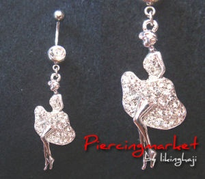 Marilyn Monroe Belly Button Rings