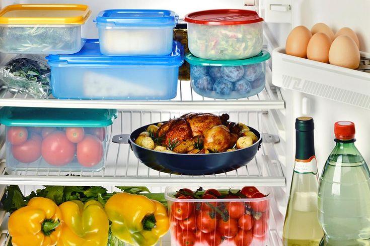 Oppbevar maten riktig i kjøleskapet, og du kan spare mye penger. Her er kjøleskap-tabbene du bør unngå. Guide til plassering av mat i kjøleskapet.