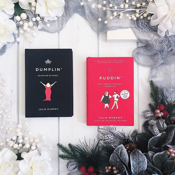 Dumplin & Puddin by Julie Murphy another YA series made