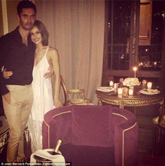 Cheryl Fernandez-Versini's husband Jean surprises her for her birthday #dailymail