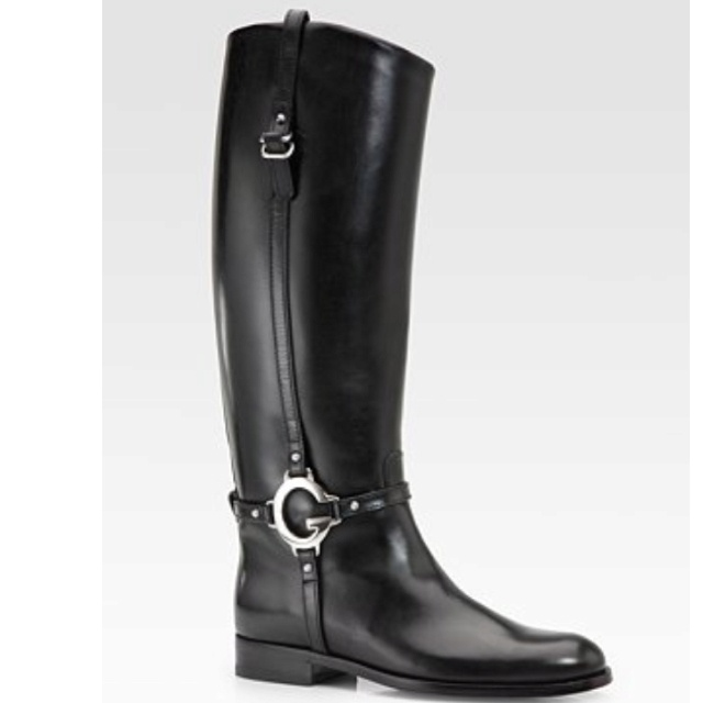 1606154af0b Gucci riding boots