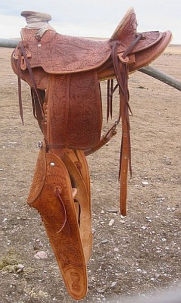 58 Wade Saddle048-SR | Western Saddles | Pinterest | Saddles