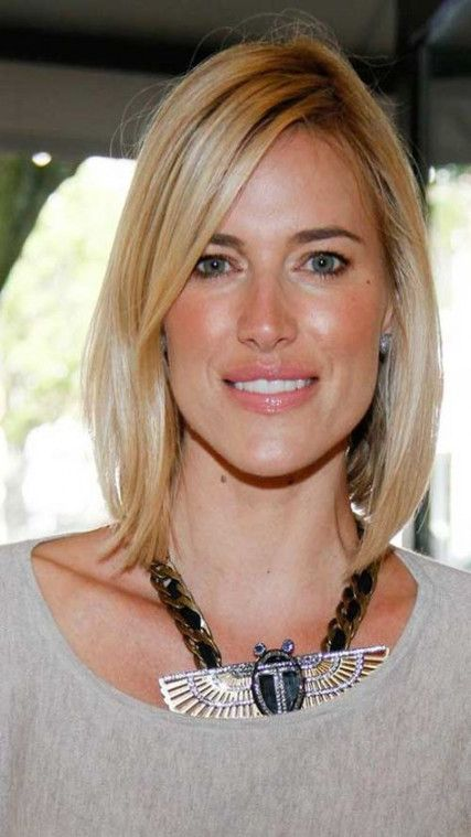 Trendy Hairstyles Long Face Bob 63+ Ideas