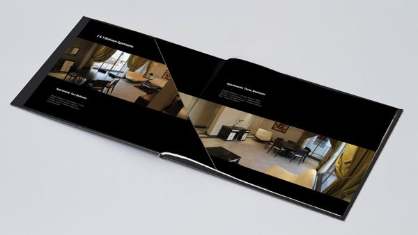 hotel brochure design inspiration - 30 real estate brochure designs for inspiration
