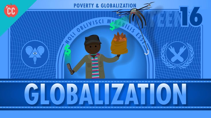 Globalization and Trade and Poverty: Economics #16