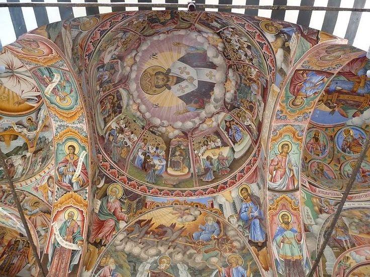 Monasterio de Rila IV //Siglo X// Rila, Bulgaria