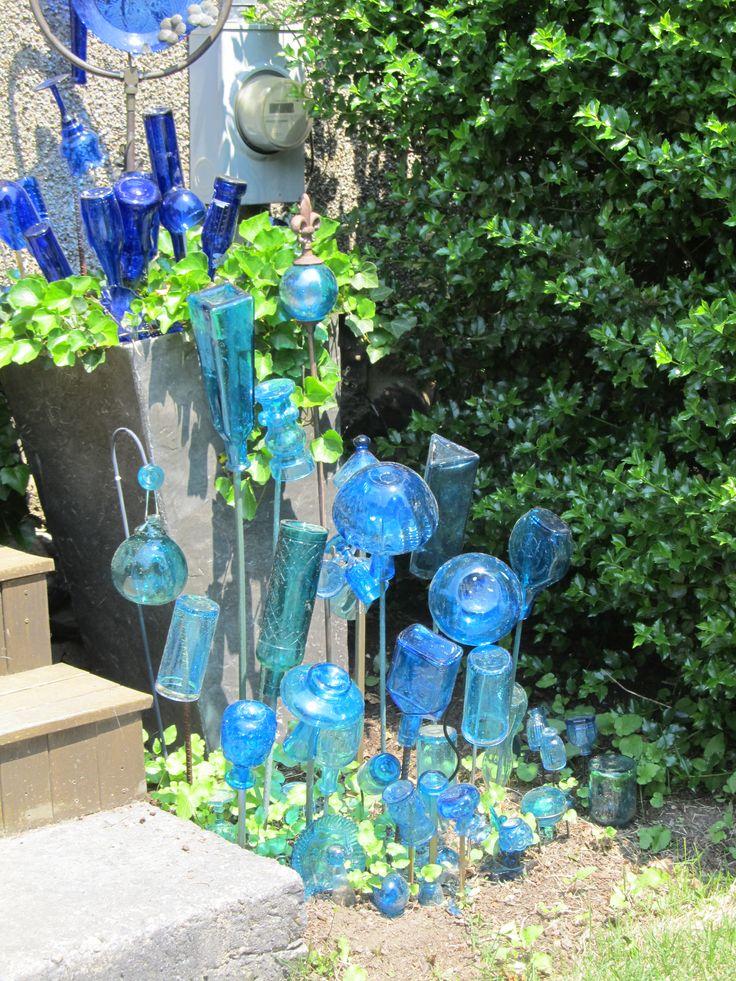171 Best Garden   Bottle Trees Images On Pinterest | Wine Bottles, Wine  Bottle Art And Wine Bottle Trees