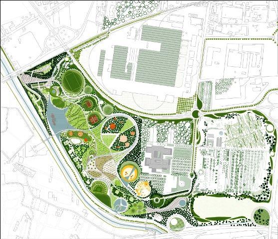 Giardino botanico pianta cerca con google master plan for Garden designer milano