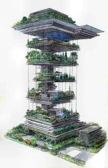 Personal Green Skyscrapers