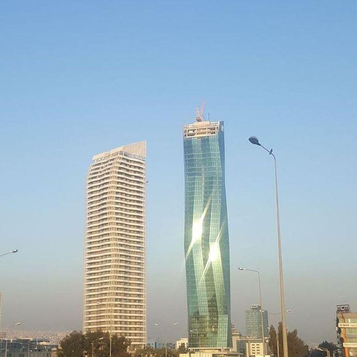 ✿ ❤ Mistral kuleler, İzmir...