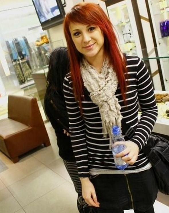 Jen Ledger- so.... might just have a slight, okay, HUGE lady crush on this woman.. :)