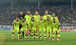 (TODOS SOMOS VINOTINTO) RAUL BUSTAMANTE PNI 28032: Venezuela subió a la casilla 74 del Ranking FIFA