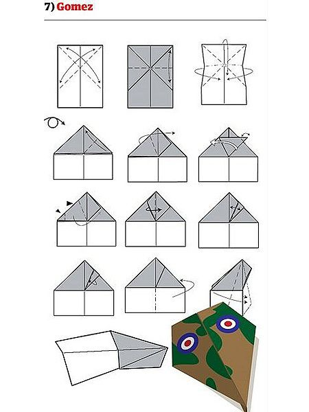 Best How To And Designs For Paper Airplanes Images On