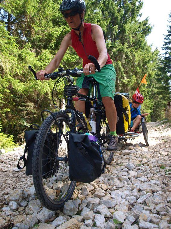 De avonturen van Claar, Joanne en Fosse: Op pad met kinderen fietsreizen met kinderen
