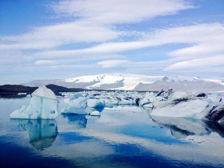 Jökulsárlón, el impresionante lago glaciar más grande de Islandia