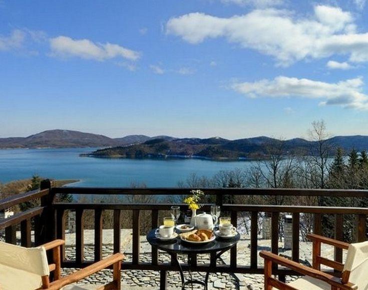 Λίμνη Πλαστήρα: Τα πιο low budget δωμάτια