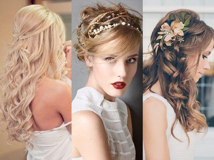 Excelentes Fabulosos Peinados Para Novia Que No Puedes Perderte!