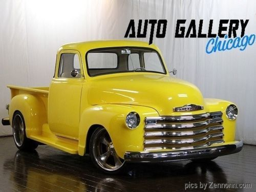 1953 Chevrolet Pickup 5 Window 3100 305 Miles Yellow Truck Old Trucks For Sale Vintage Classic And Old Old Trucks For Sale Trucks For Sale Vintage Trucks