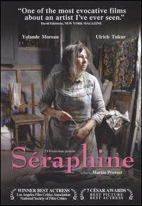 One of my favoirte films. Beautiful light and composition, Seraphine's story is inspiring and heartbreaking and I love anything French.