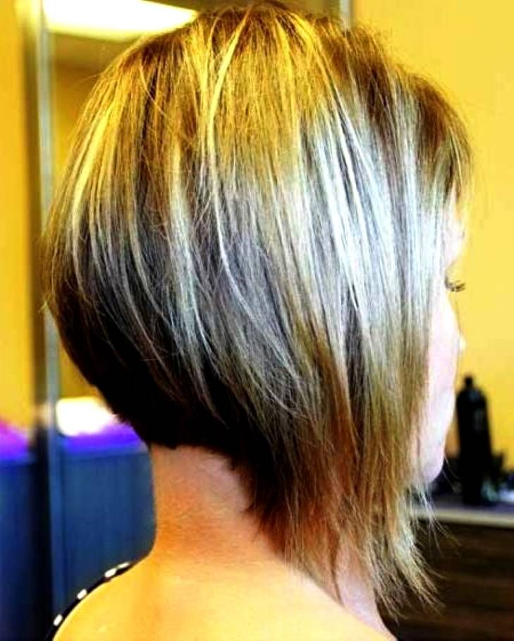 Short In The Back Long In The Front Hair Cut Haircuts Gallery Pinterest