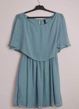 Kup mój przedmiot na #vintedpl http://www.vinted.pl/damska-odziez/krotkie-sukienki/16462488-sukienka-w-kropeczki-retro-vintage-zwiewna