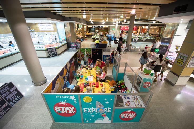 Displays 2 Go - portable child care centre