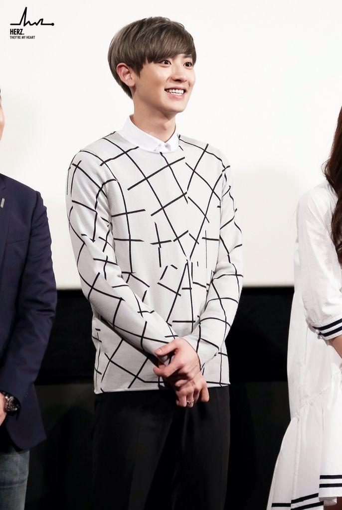 "Exo - Chanyeol ""That cheeky smile <3"""