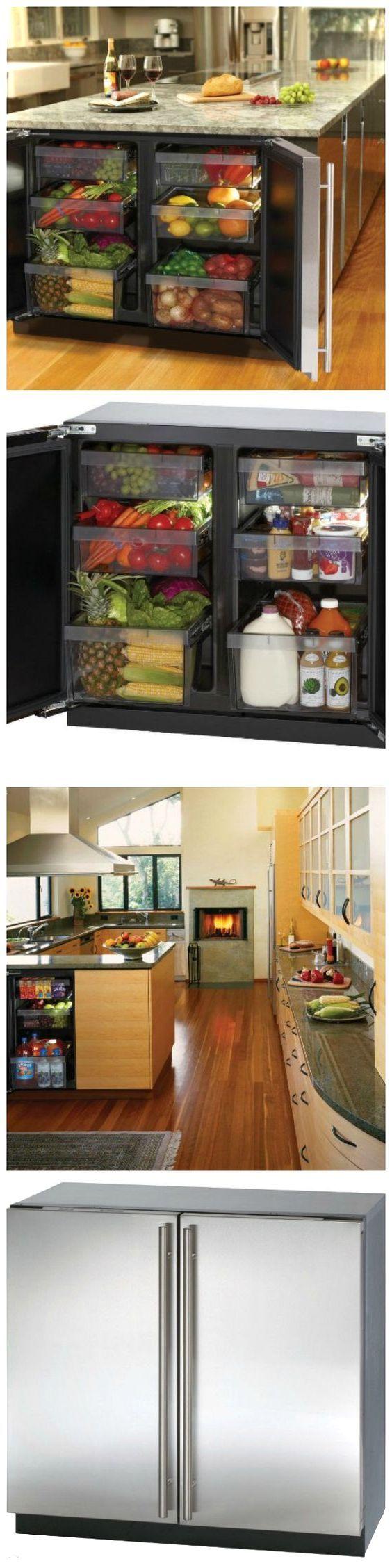 Undercounter+Refrigerator+For+Modern+Kitchen